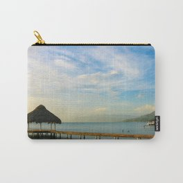 Travel Photography : Ocoa Beach in Dominican Republic Carry-All Pouch