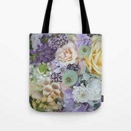 Springtime Pastels Tote Bag