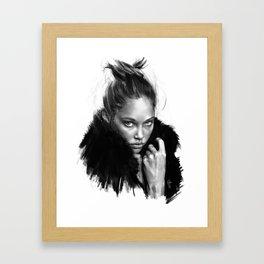 """sketch_01.25.15"" Framed Art Print"