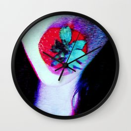 sacrifice of  disruption Wall Clock