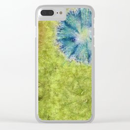Empurples Mental Picture Flower  ID:16165-094016-44020 Clear iPhone Case