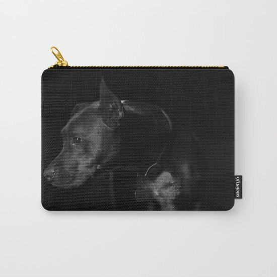 The black dog 7 Carry-All Pouch