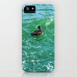 Waterbird iPhone Case