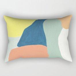 Colour Palette 01 Rectangular Pillow