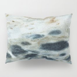 Polished Marble Stone Mineral Abstract Texture 21 Pillow Sham
