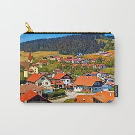 The village and the valley Carry-All Pouch