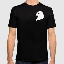 The Pigeon Gazette Classic Logo - Plain T-shirt