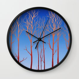 Cottonwood Wall Clock