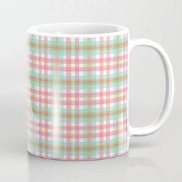 Preppy Plaid Coffee Mug