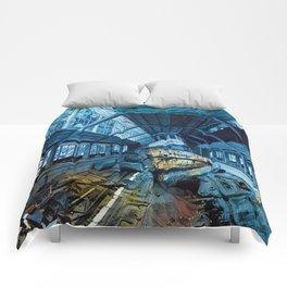 The Pool Comforters