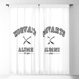 Hogwarts Alumni Blackout Curtain