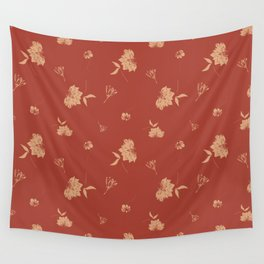 Floral Pattern 111-11CW3 Wall Tapestry