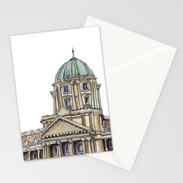 Buda castle Stationery Cards