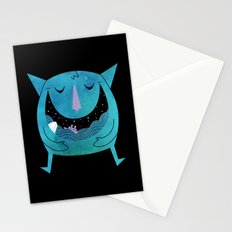 Swallowed By The Sea Stationery Cards
