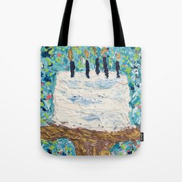 It's your Birthday, Eat Cake Tote Bag