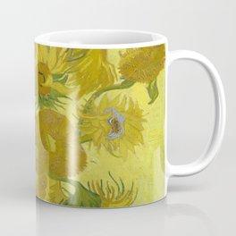 Sunflowers - Van Gogh Coffee Mug