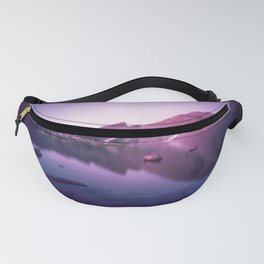Billy's Lake Blue Hour Fanny Pack