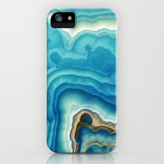 Blue Onyx iPhone (5, 5s) Slim Case