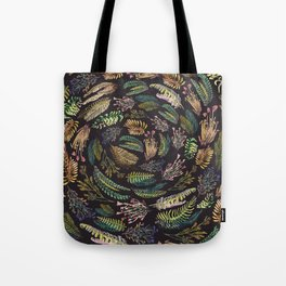circular garden second version Tote Bag