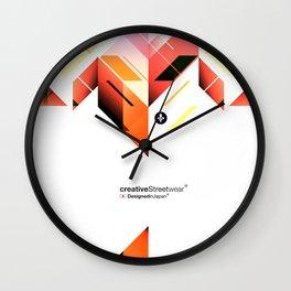 Abstrakt. Wall Clock