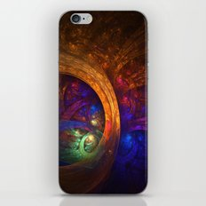 Dream On iPhone & iPod Skin
