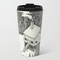 'The Middle Of Nowhere'  Metal Travel Mug