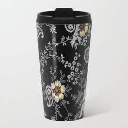Second pattern Travel Mug