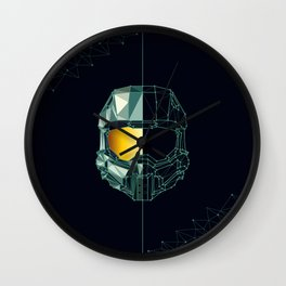 06 | Constellation Master Chief | Halo Wall Clock