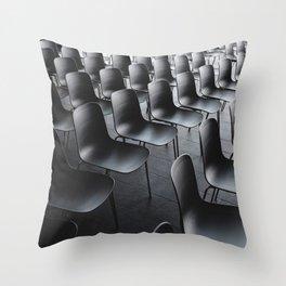 Farflung Throw Pillow