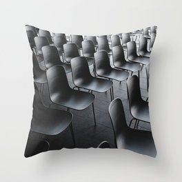 Farflung Throw Pillow