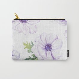 Anemones #society6 #buyart Carry-All Pouch