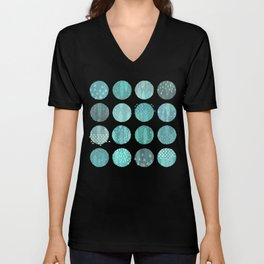 CELESTIAL BODIES - MIDNIGHT Unisex V-Neck