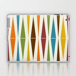 Mid-Century Modern Art 1.4 Laptop & iPad Skin