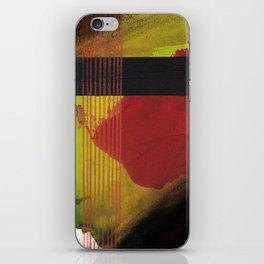 greenblack iPhone Skin
