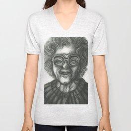 Grandmother Time Unisex V-Neck