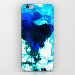 Heat of Midnight iPhone Skin