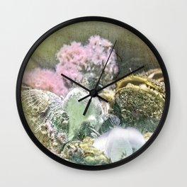 Finders Keepers - Ocean Treasures Wall Clock
