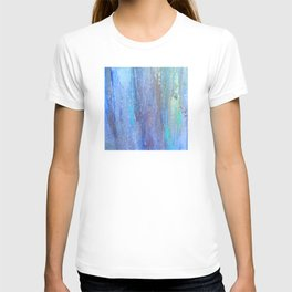 Edges of the Sky in Blues, Aquas and Green T-shirt