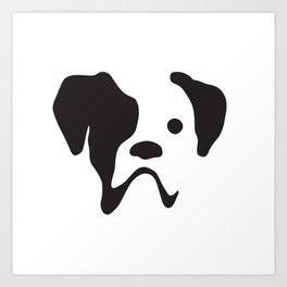Boxer Dog Breed Art Print