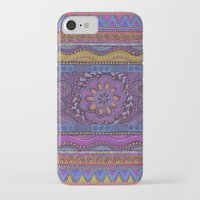 spice iPhone & iPod Cases featuring Spice Bloom by Janet Broxon