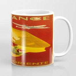 Vintage poster - Extremo-Oriente Coffee Mug