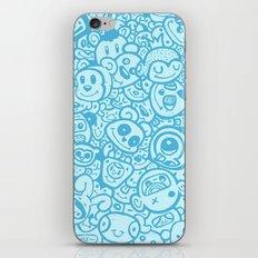 #MoleskineDaily_09 iPhone & iPod Skin