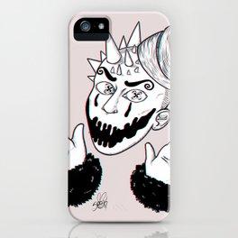 Bloodsucker Buffet Creepy Cute Bat Pattern iphone 11 case