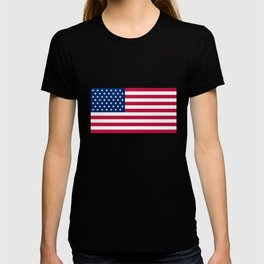 """""""US OF A"""" T-shirt"""