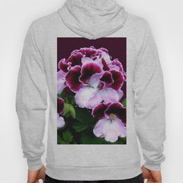 Pink, Purple, Flower Power Hoody