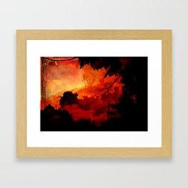 Orangefield Road Framed Art Print
