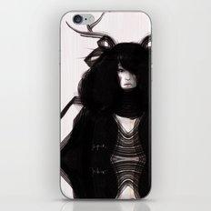 Princess Kim iPhone & iPod Skin