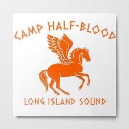 Camp Half Pegasus Metal Print