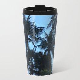 Palm trees at Sunway Lagoon Resort, Malaysia Travel Mug