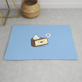 Eat Me! - Wonderland Kawaii Cake Rug